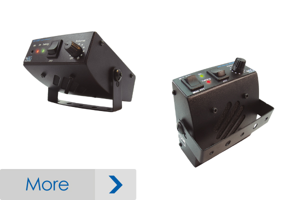 Vehicle Intercoms P A And Sirens B G Electronics